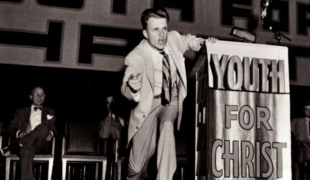 10 Things You Didn't Know About Billy Graham – Fact #1
