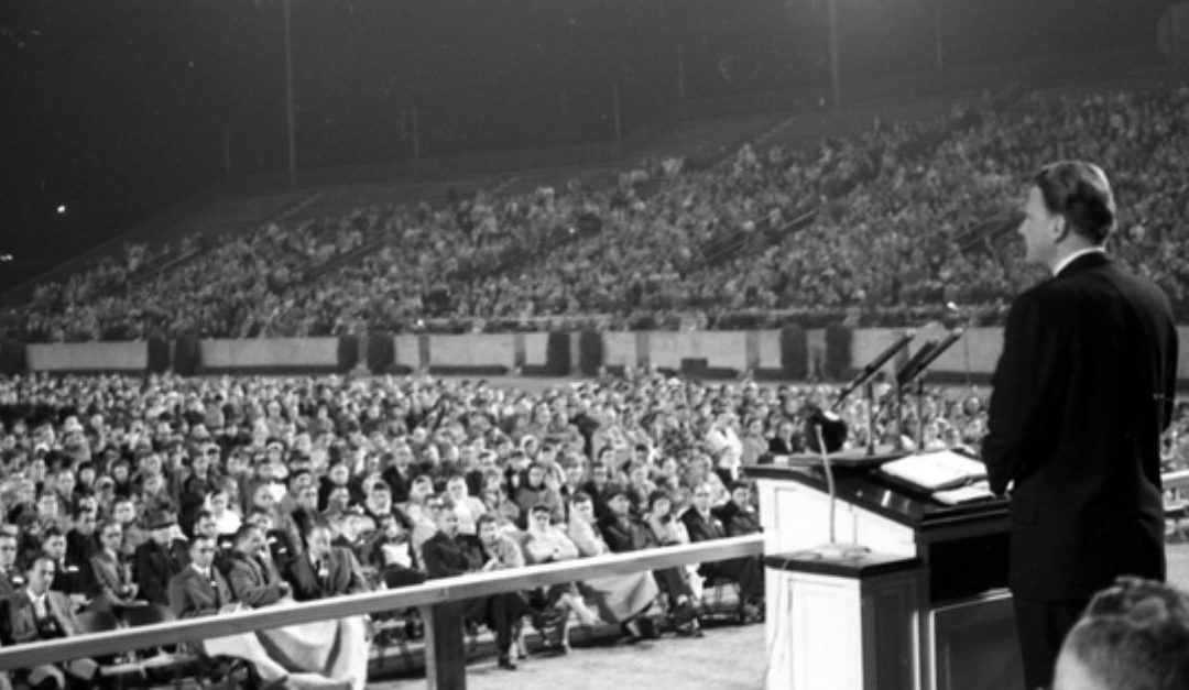 10 Things You Didn't Know about Billy Graham – Fact #6