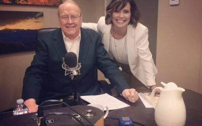 Dr. James Dobson with Rhonda Stoppe-Moms Raising Sons Part 2